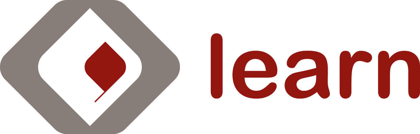 Logo. About LEARN